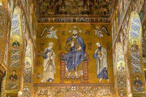 Interior de la Capilla Palatina